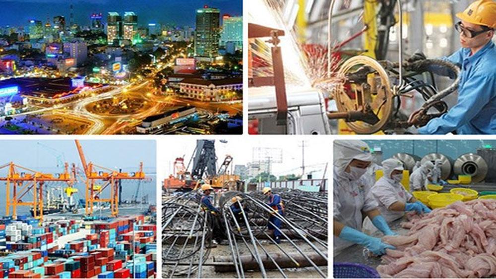 Hai kịch bản tăng trưởng kinh tế Việt Nam trong năm 2018